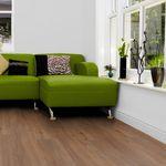 Pavimento in vinile SPC Rovere Smoky, Plancia unica 1220x181x5,5mm, strato di usura 0,5mm,  materassino integrato, TAMI XTR 001