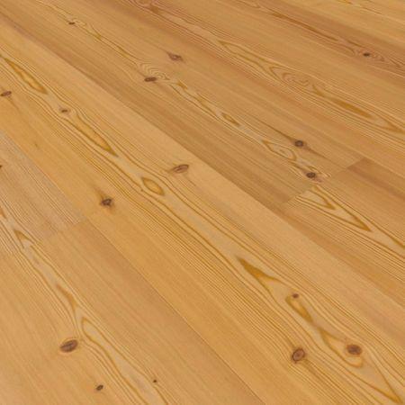 Pavimento in legno Larice spazzolato oliato, plancia unica a 3 strati Cick 1860x189x15mm Collection Earth CE175 – Immagine 3
