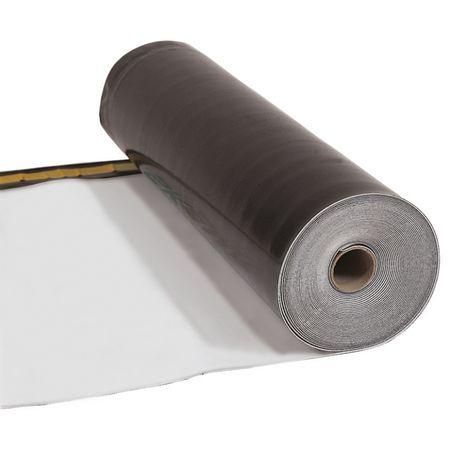 Materassino Sottopavimento DB 2mm, rotolo 1x15m, sottopavimento per posa flottante di parquet prefinito e laminato