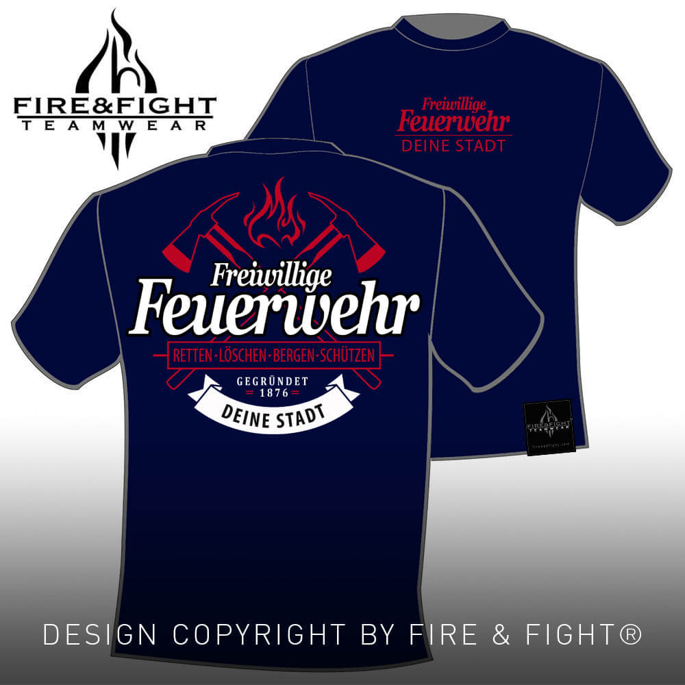 Authentic Design Firefight Streetwear