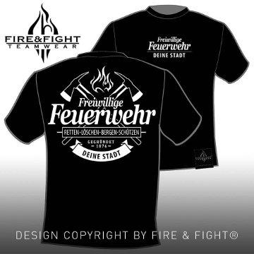 Freiwillige-Feuerwehr-T-Shirt-black-weiss