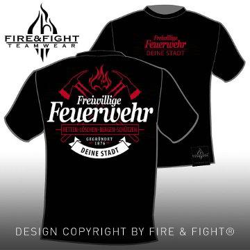 Freiwillige-Feuerwehr-T-Shirt-black-weiss-rot