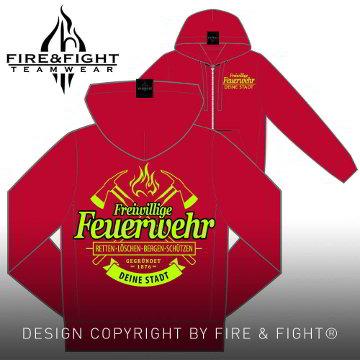 Freiwillige-Feuerwehr-KapuJacke-rot-neon
