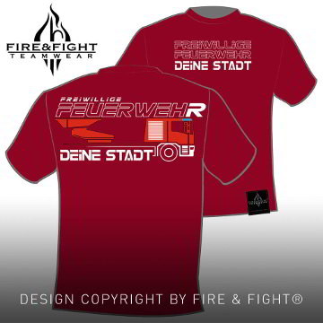 Drehleiter_Chart_FFW-Image-T-Shirt_rot