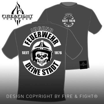 Skull-Chart-JugendFW-T-Shirt-grau-weiss