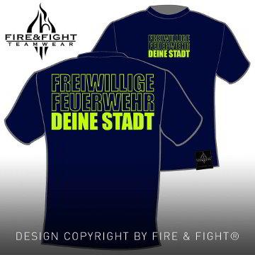 KlassikFreiwillige-Feuerwehr-Ortsname-T-Shirt_navy_neongelb