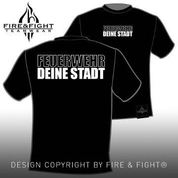 Klassik-Feuerwehr-Ortsname-T-Shirt_black_weiss
