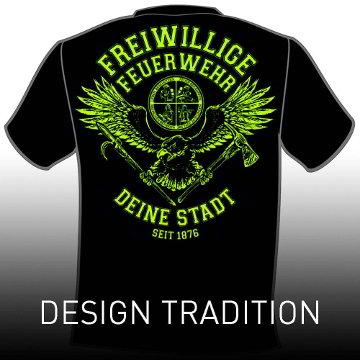 Feuerwehr-Teamkleidung-tradition