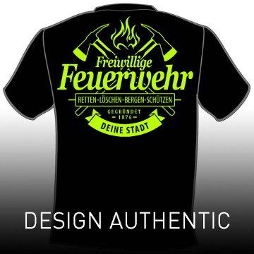 Feuerwehr-Teamkleidung-authentic