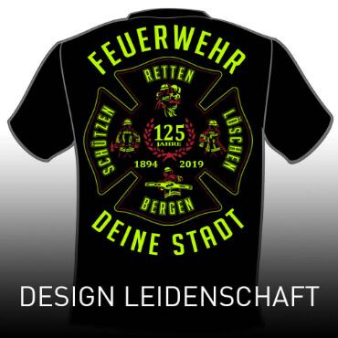 Feuerwehr-Teamkleidung-leidenschaft