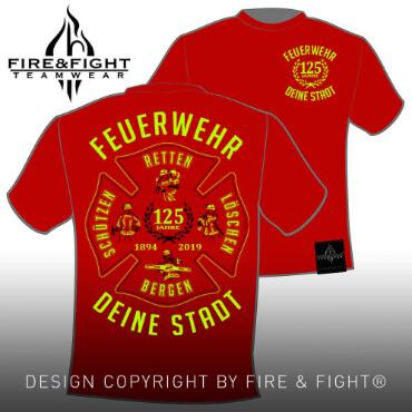 Klassik-Chart-T-Shirt-rot-FW-Leidenschaft