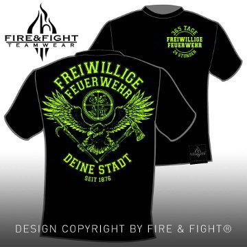 Tradition-Chart-FFW-T-Shirt-black-neongelb