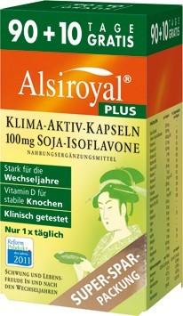 Alsiroyal PLUS Klima-Aktiv, 100 Kps.