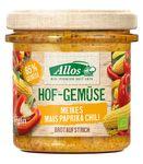 Allos - Hofgemüse Meikes Mais Paprika Chili bio vegan glutenfrei, 135g 001