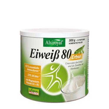 Alsiroyal - Eiweiß 80 300g
