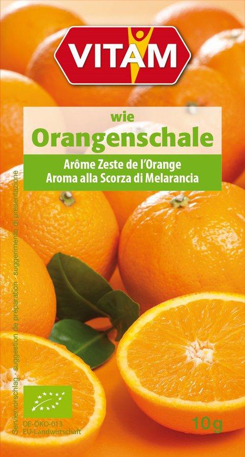 Vitam - Orangen Aroma bio 10g