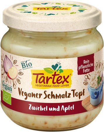 Tartex - veganer Schmalz Topf bio vegan 150g