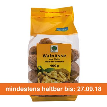Lihn - Walnüsse Chile 400g