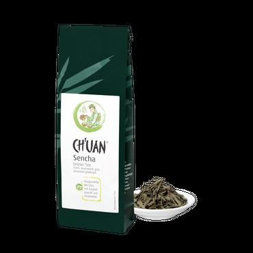 CH'UAN - Grüner Tee Sencha bio vegan 75g