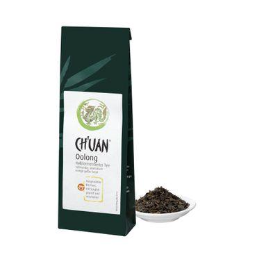 CH'UAN - Halbfermentierter Tee Oolong bio vegan 40g