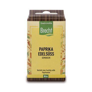 Brecht - Paprika edelsüß bio Nachfüllpack 45g