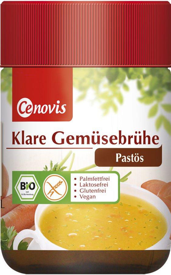 Cenovis - Klare Gemüsebrühe pastös bio 470g