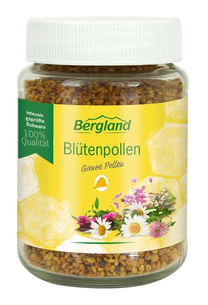 Bergland - Blütenpollen Granulat 200g