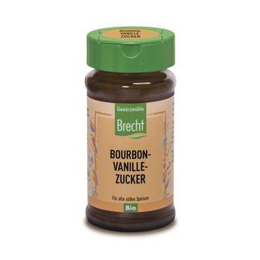 Brecht - Bourbon Vanillezucker bio 40g