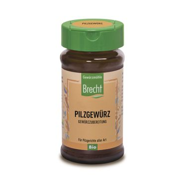 Brecht - Pilzgewürz bio 45g