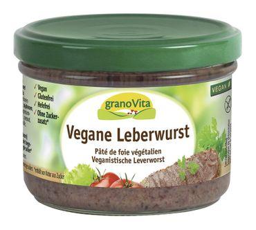 GranoVita - vegane Leberwurst 180g