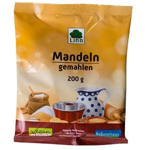 Lihn - Mandeln gemahlen 200g