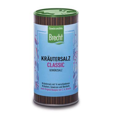 Brecht - Kräutersalz Classic im Streuer 200g