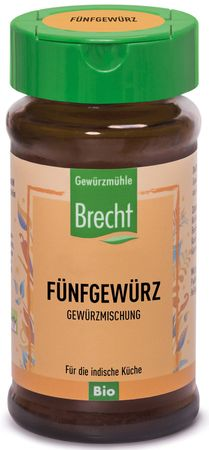 Brecht - Fünfgewürz bio 30g