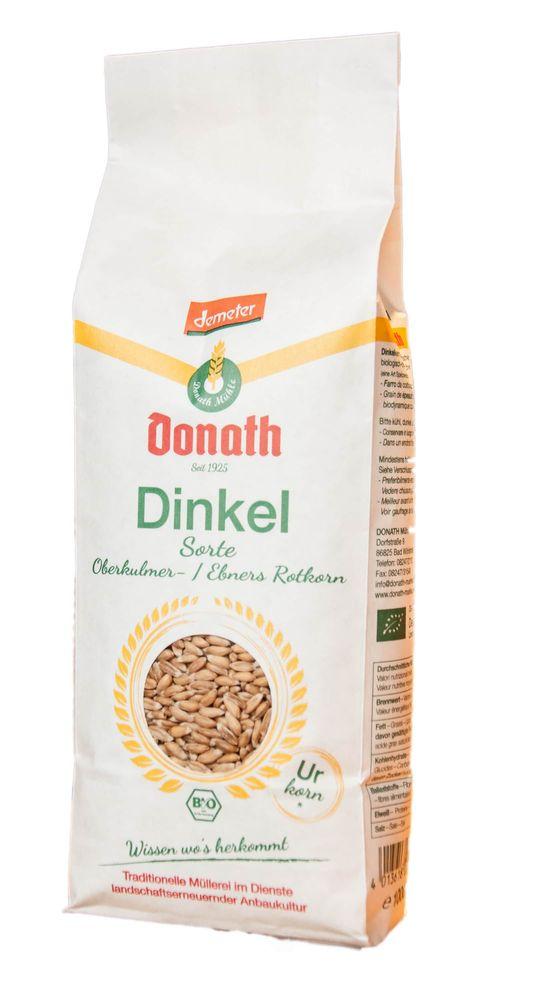 Donath-Mühle - Dinkel bio demeter 1000g