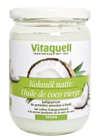 Fauser-Vitaquell - Kokosöl bio 400g