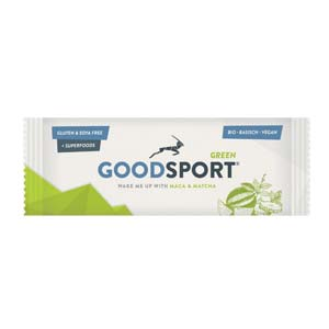 Goodsport green bio 40g