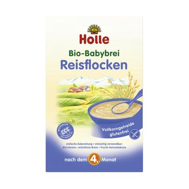 Holle - Reisflocken bio 250g