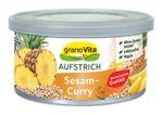 GranoVita - Sesam-Curry Sandwich Pastete 125g 001