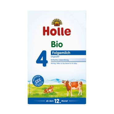 Holle - Kindermilch 4 bio 600g