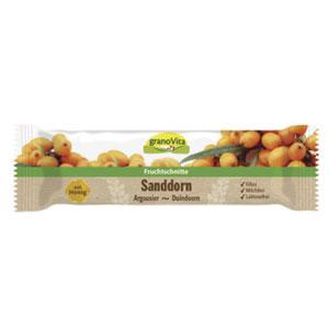GranoVita - Sanddorn Fruchtschnitte 30g