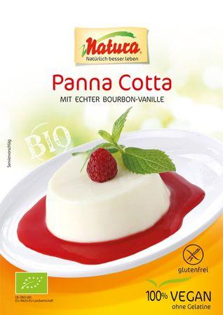 Natura - Panna Cotta bio 45g