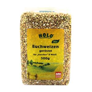 Holo - Buchweizen geröstet bio 500g