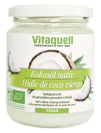 Fauser-Vitaquell - Kokosöl bio 200g