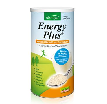 Alsiroyal - Energy Plus 500g