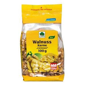 Lihn - Walnusskerne bio 100g
