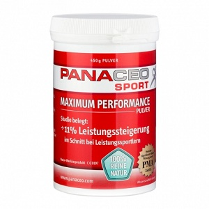 Panaceo - Sport Maximum Performance Pulver 100g