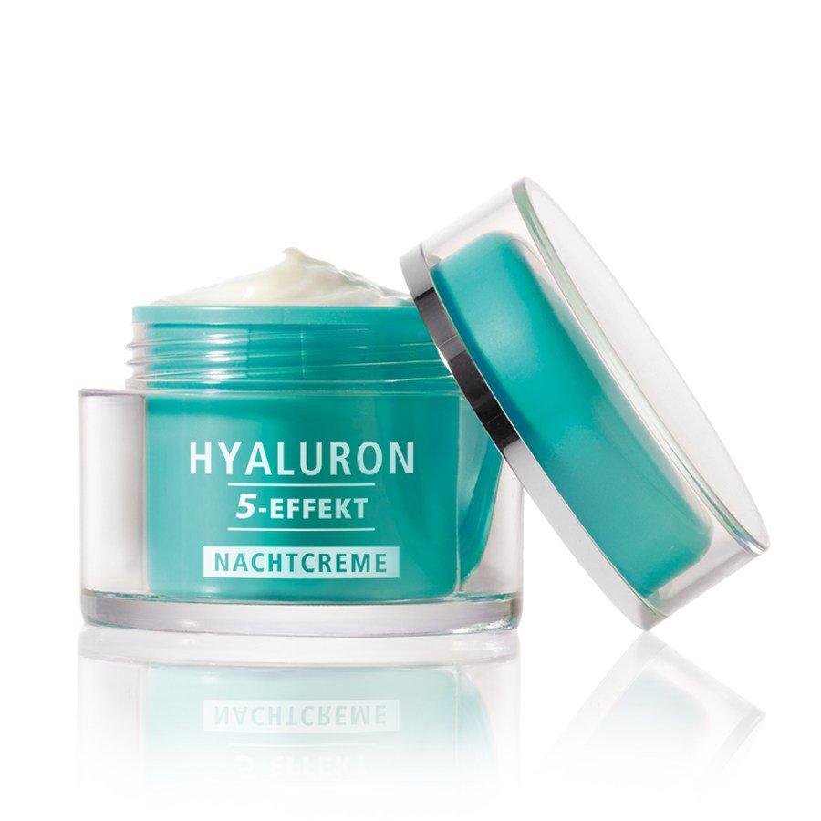 Alsiroyal - Hyaluron Nachtcreme 5-Effekt 50ml