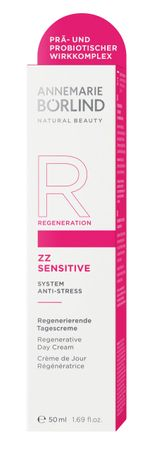 ANNEMARIE BÖRLIND - ZZ SENSITIVE Regenerierende Tagescreme 50ml