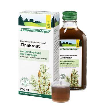 Schoenenberger - Zinnkrautsaft bio 200ml