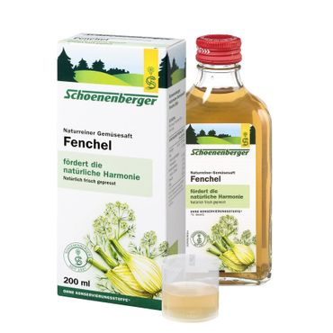 Schoenenberger - Fenchelsaft bio 200ml